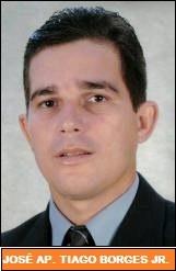 José Aparecido Tiago Borges Júnior