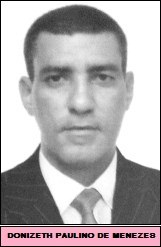 Donizeth Paulino de Menezes