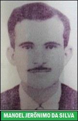 Manoel Jerônimo da Silva - suplente