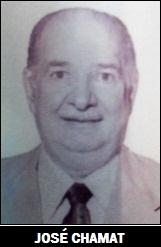 José Chamat foi vereador em Indiaporã-SP na 3ª legislatura 1963 à 1966 - Câmara Municipal de Indiaporã