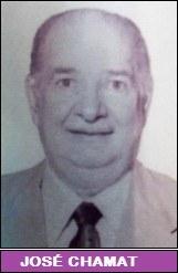 José Chamat - suplente