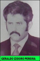Geraldo Izidoro Pereira - suplente