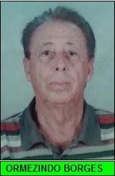 Ormezindo Borges - suplente