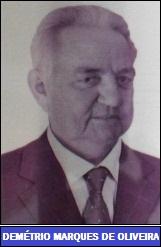 Demétrio Marques de Oliveira