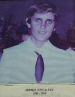 Ademir Gonçalves ex-presidente da Associação Antialcoólica de Indiaporã 1989-1990