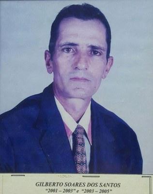 Gilberto Soares dos Santos