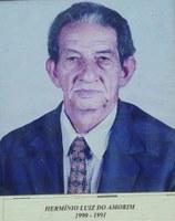 Hermínio Luiz do Amorim ex-presidente da Associação Antialcoólica de Indiaporã: 1990-1991