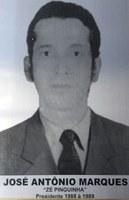 José Antonio Marques ex-presidente da Associação Antialcoólica de Indiaporã 1988-1989