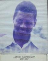 """Lazinho """"sanfoneiro"""" ex-presidente da Associação Antialcoólica de Indiaporã: 1983-1985. Lazinho não possuia sobrenome na certidão de nascimento, apenas Lazinho e por ser um excelente sanfoneiro herdou o apelido."""
