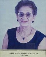 Sirce Maria Soares dos Santos ex-presidente da Associação Antialcoólica de Indiaporã 1999-2001