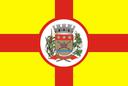 Bandeira do município de Indiaporã SP