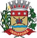 Brasão do município Indiaporã SP. Câmara Municipal de Indiaporã.