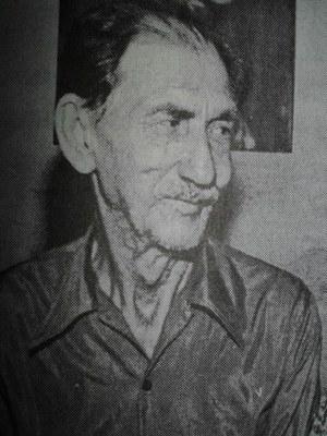 Rua Antonio Portilho de Magalhães na cohab Setuso Sakata em Indiaporã-SP.