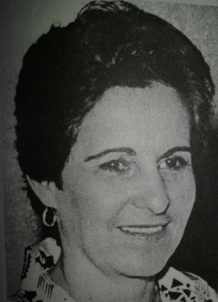 Doracina Leonel de Morais Teixeira