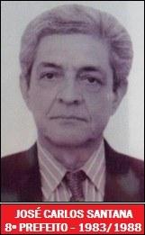 José Carlos Santana